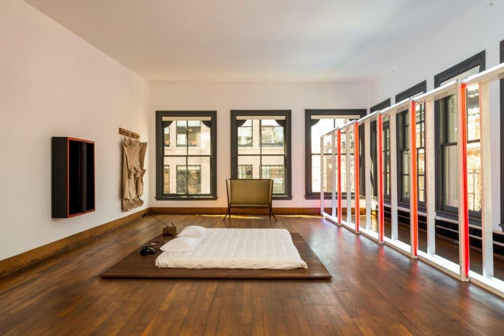 101 Spring Street, New York, 5th Floor, 2013 photo by Josh White. Donald Judd Art
