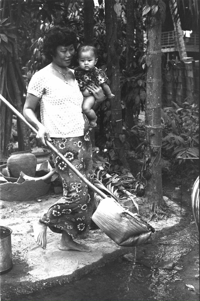 Saigon, 1960ies  photography © Yoko Toda