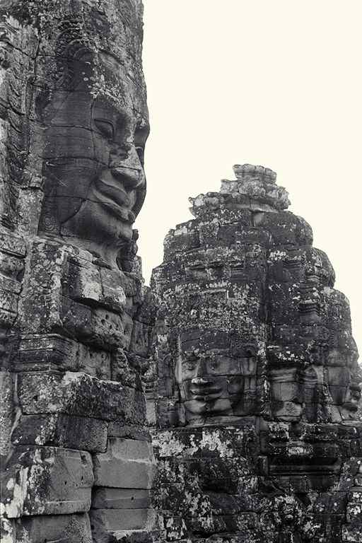 Angkor Wat Temple, 1960 ies. all photography © Yoko Toda