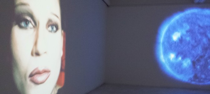 Review: Katharina Sieverding @ Museum Schloß Moyland