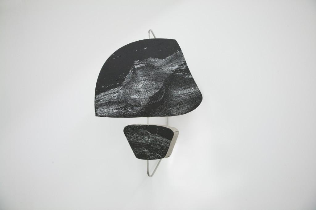 Genevieve Chua, Swivel 8, EXIT Gallery, Hongkong
